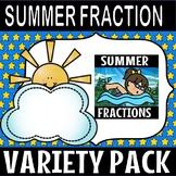 Summer fraction bundle
