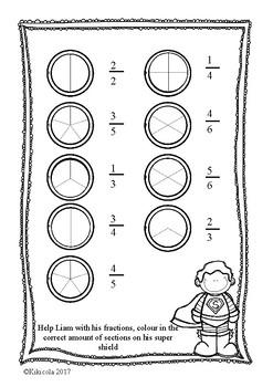 Summer fractions
