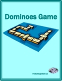 Summer in English Dominoes