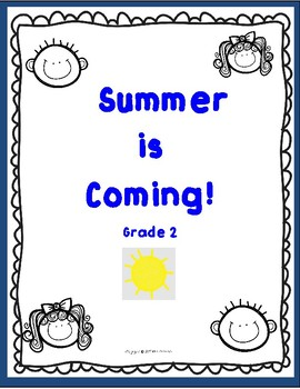 Summer is Coming- Language Arts