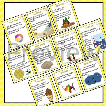 Summer is STEAM-Y! 10 Hands-on Seasonal STEM Challenges for Your MakerSpace