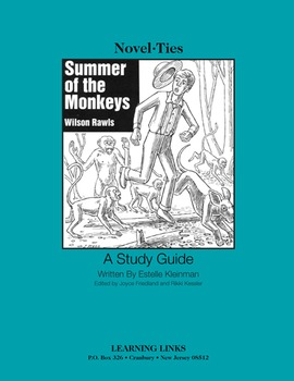 Summer of the Monkeys - Novel-Ties Study Guide