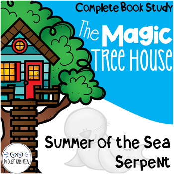 Summer of the Sea Serpent Magic Tree House