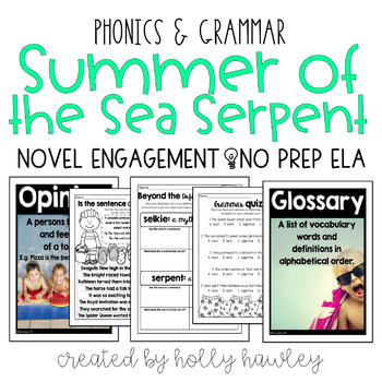 Summer of the Sea Serpent NO PREP (ELA)