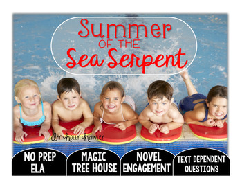 Summer of the Sea Serpent Text Dependent Questions