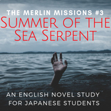 Summer of the Sea Serpent, an English Novel Study for Japanese Students