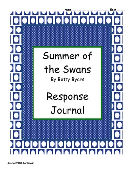 Summer of the Swans Response Journal