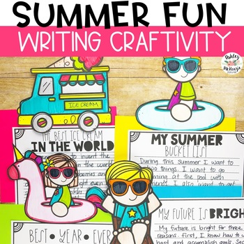 Summer or End of Year Writing Craftivity