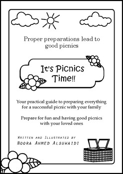 It's picnics time!! - A guide for a successful picnic for young students