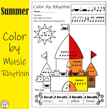 Summer rhythm activities