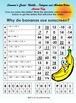 Summer's Coming! Review Riddle Integers and Absolute Value...Math+Riddle=FUN!
