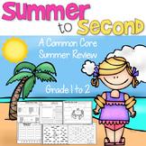 Summer Review: First Grade