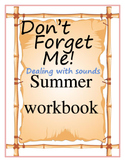 Summer work book