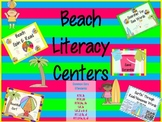 Summer/Beach Literacy Pack Common Core Aligned