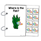 Summer/Beach Theme Adapted Preposition Books (Set of 3)