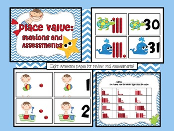 Summer:Counting and Place Value