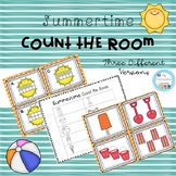 Count the Room 1-20 Summer