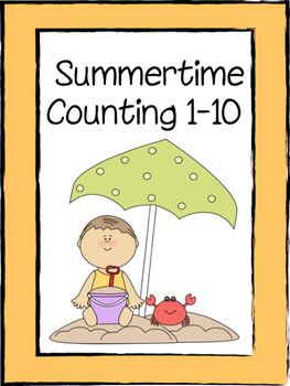 Summertime Counting 1-10