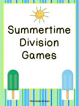 Summertime Division Games