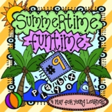 Summertime Funtime - And End of Yeay Play for Young Performers!