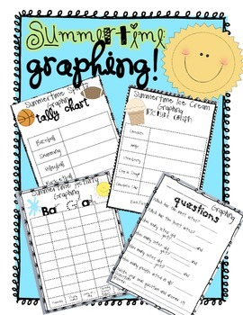 Summertime Graphing! 2.MD.10