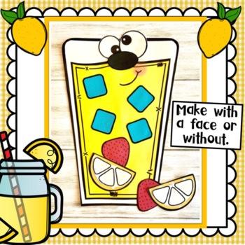 Summertime Lemonade Craft