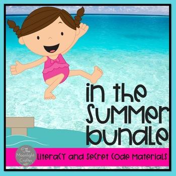 Summertime Literacy Bundle
