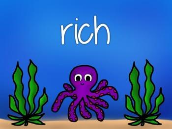 Summertime MINI Game Sets: #3 Octopus Opposites