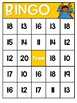 Summertime Math Work Stations FREE Place Value Bingo