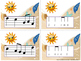 Summertime Melody Matching--A stick to staff notation game {pentatonic}