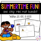 Summertime Mini Bundle: One Step Word Problems