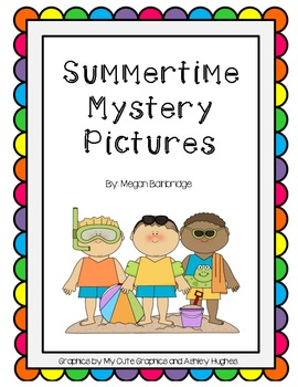 Summertime Mystery Pictures