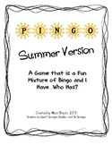 Summertime PINGO