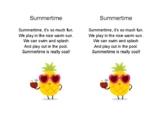 Summertime Poem