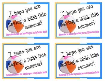 Summertime Postcards