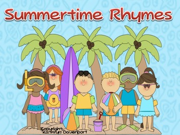 Summertime Rhymes