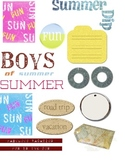 Summertime Scrapbook