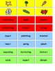 Summertime Syllables (A Counting Syllable Game)