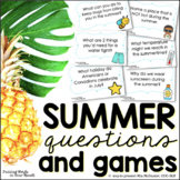 Summertime Trivia Questions & Games {for kids of all ages}
