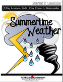 Summertime Weather (5-Day Thematic Unit)