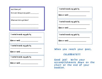 Summertime of Learning Booklet