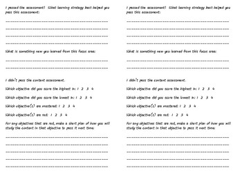 Summit Learning Content Assessment Approval Form