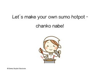 Sumo Wrestling and Sumo Wrestlers Food Freebie - Part 1
