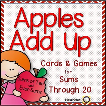 Sums Through 20 ~ Apples Add Up!