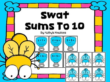 Sums To 10 Swat