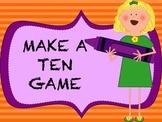 Sums of 10 - Make a Ten game!
