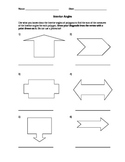 Sums of Interior Angles of Polygons Practice Worksheet