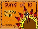 Sums of Ten Turkey Style