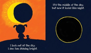 Sun Are You Hiding? A solar eclipse picture eBook