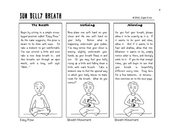 Sun-Belly Breath - A Guided Breathing Exercise